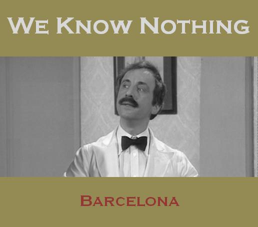 Cover - Barcelona