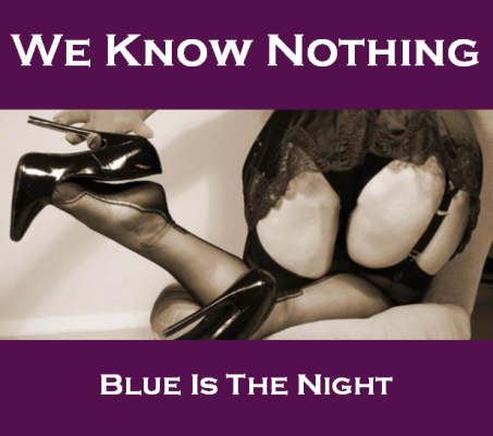 Cover - Blue Is The Night