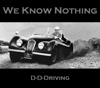 Cover - D-D-Driving