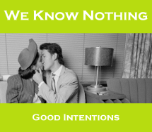 Cover - Good Intentions