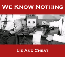 Cover - Lie and Cheat