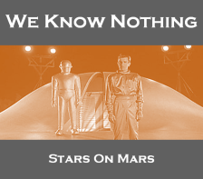 Cover - Stars On Mars